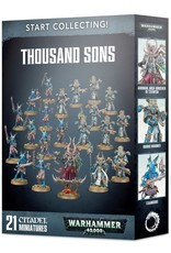 Games-Workshop Start Collecting! Thousand Sons