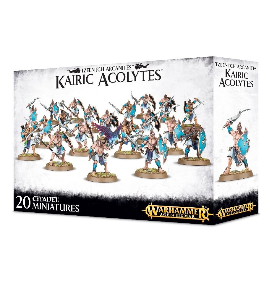 Games-Workshop Tzeentch Arcanites Kairic Acolytes