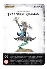 Games-Workshop Tzeentch Arcanites Tzaangor Shaman