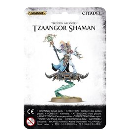 Games-Workshop Tzeentch Arcanites Tzaangor Shaman