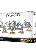 Games-Workshop Tzeentch Arcanites Tzaangors