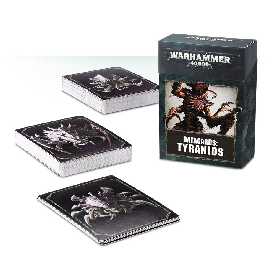Games-Workshop Datacards: Tyranids (English)