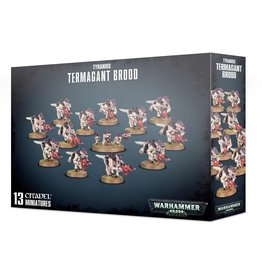 Games-Workshop Tyranids Termagant Brood
