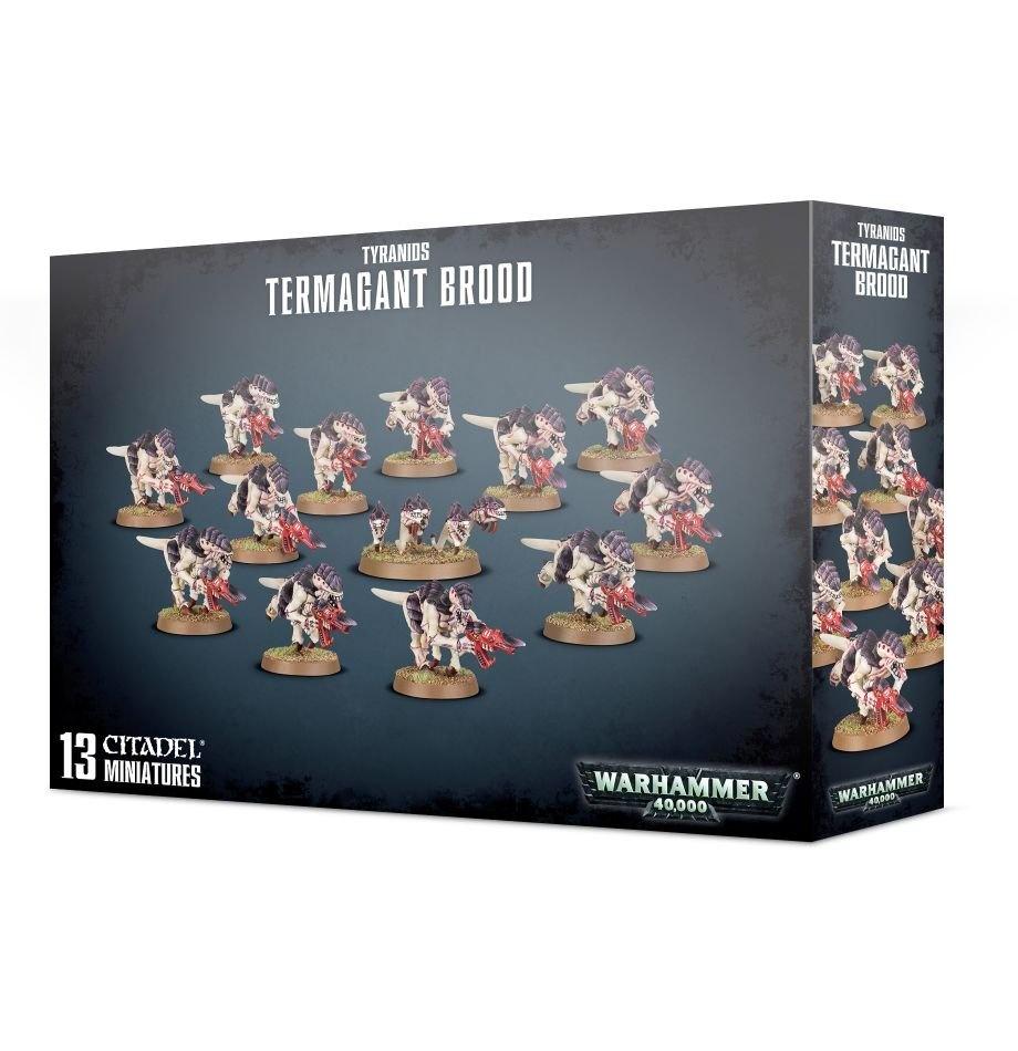 Games-Workshop Tyranids Termagant Brood