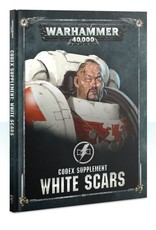 Games-Workshop Codex: White Scars (English)