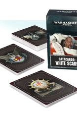 Games-Workshop Datacards: White Scars (English)