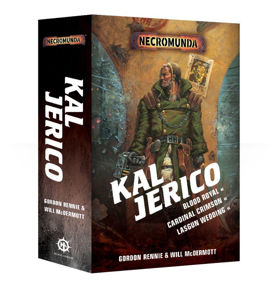 Games-Workshop Necromunda: Kal Jericho Omnibus