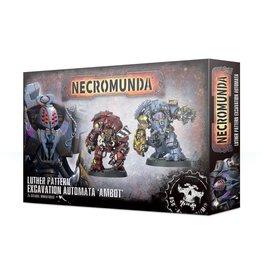 Games-Workshop Necromunda Ambot Automata