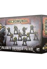 Games-Workshop Necromunda: Palanite Enforcer Patrol