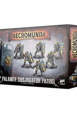 Games-Workshop Necromunda: Palanite Subjugator Patrol