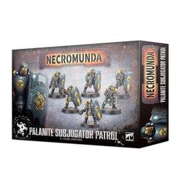 Games-Workshop Necromunda: Palanite Subjugator Patrol