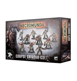 Games-Workshop Necromunda: Corpse Grinder Cult