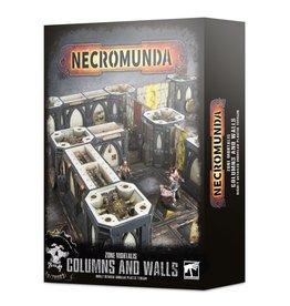 Games-Workshop Zone Mortalis: Columns & Walls
