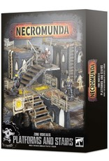 Games-Workshop Zone Mortalis: Platforms & Stairs