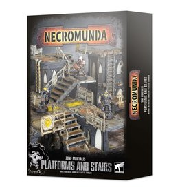 Games-Workshop Zone Mortalis: Platforms & Stairs