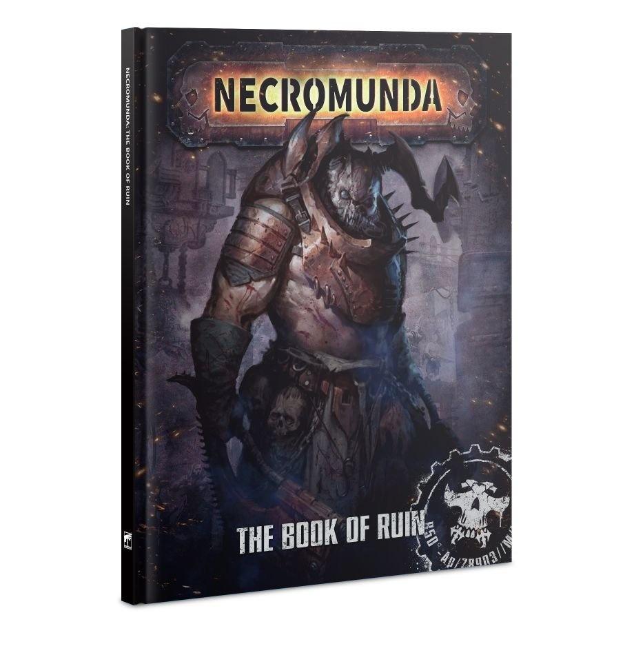 Games-Workshop Necromunda: The Book Of Ruin (English)
