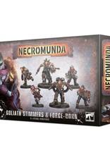 Games-Workshop Necromunda: Goliath Stimmers & Forgeborn