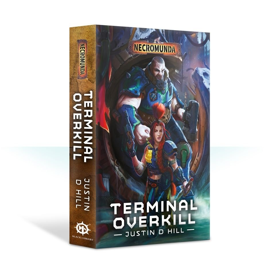 Games-Workshop Necromunda: Terminal Overkill