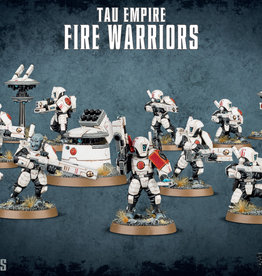 Games-Workshop Tau Empire Fire Warriors