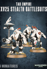 Games-Workshop Tau Empire Xv25 Stealth Battlesuits