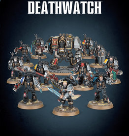 Games-Workshop Start Collecting! Deathwatch