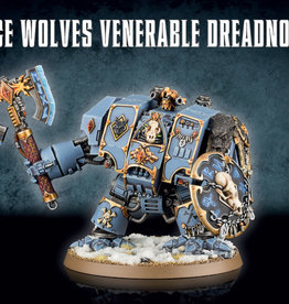 Games-Workshop Space Wolves Venerable Dreadnought