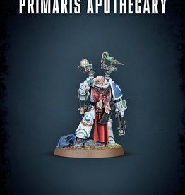 Games-Workshop Space Marines Primaris Apothecary