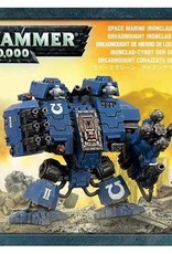 Games-Workshop Space Marine Ironclad Dreadnought
