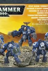 Games-Workshop Space Marine  Terminator Close Combat Squad