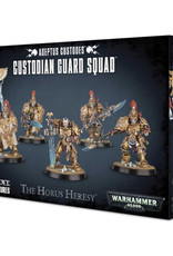 Games-Workshop Adeptus Custodes Custodian Guard
