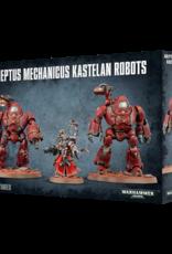 Games-Workshop Adeptus Mechanicus Kastelan Robots
