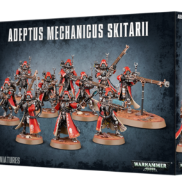 Games-Workshop Adeptus Mechanicus Skitarii