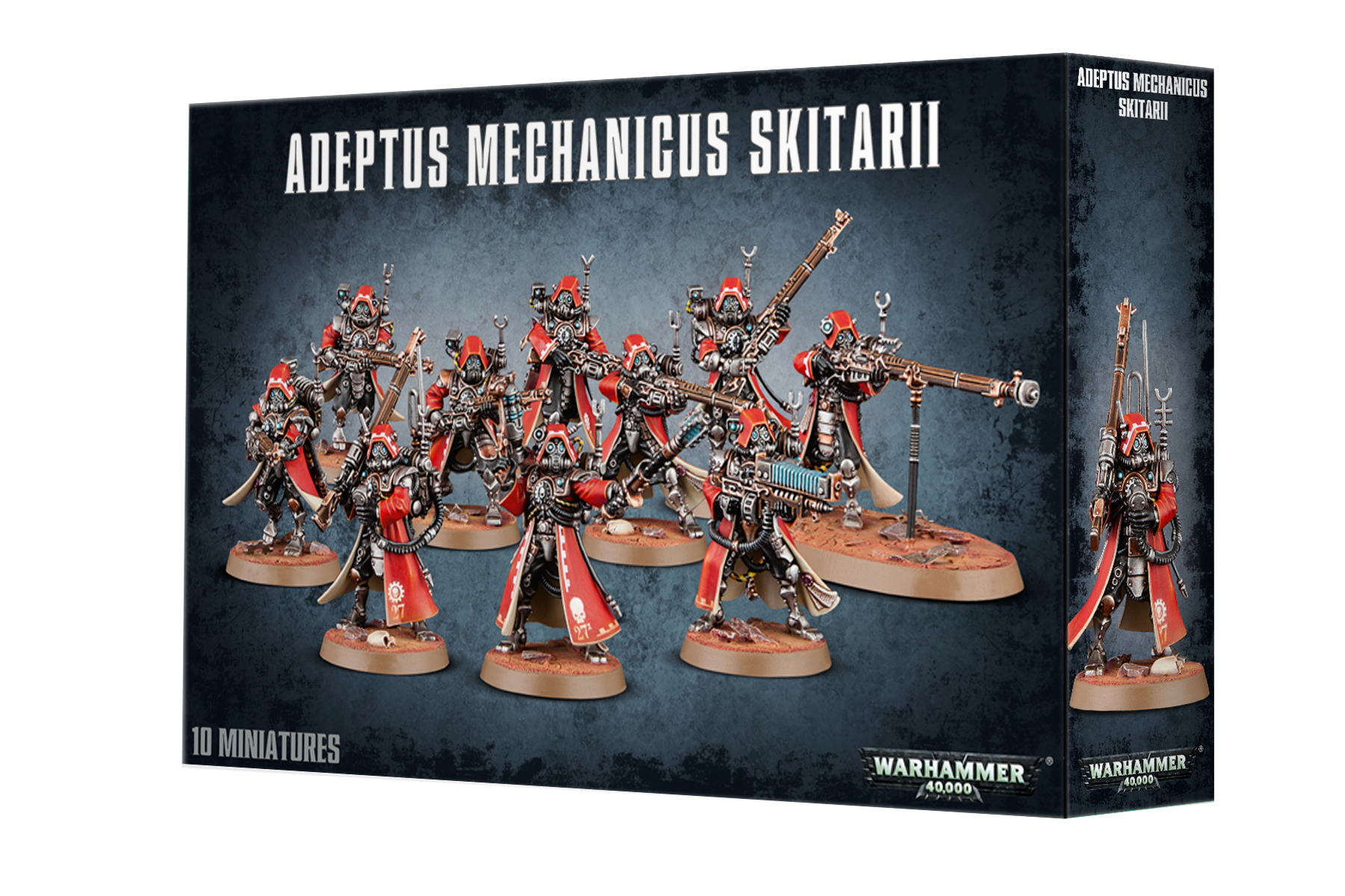 Games-Workshop Adeptus Mechanicus Skitarii