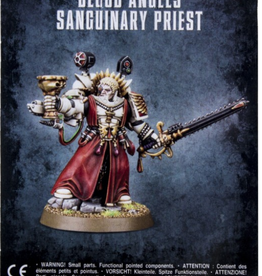 Games-Workshop Blood Angels Sanguinary Priest