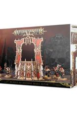 Games-Workshop Blades Of Khorne: Skull Altar
