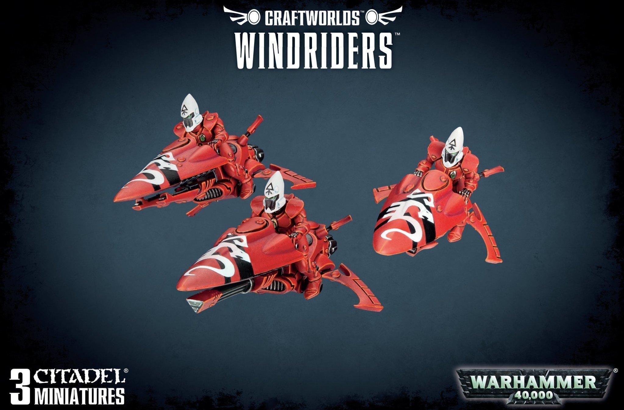 Games-Workshop Craftworlds Windriders