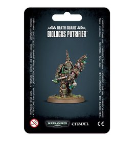 Games-Workshop Death Guard Biologus Putrifier