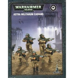 Games-Workshop Easy To Build Astra Militarum Cadians