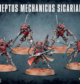Games-Workshop Adeptus Mechanicus Sicarians