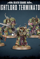 Games-Workshop Death Guard Blightlord Terminators