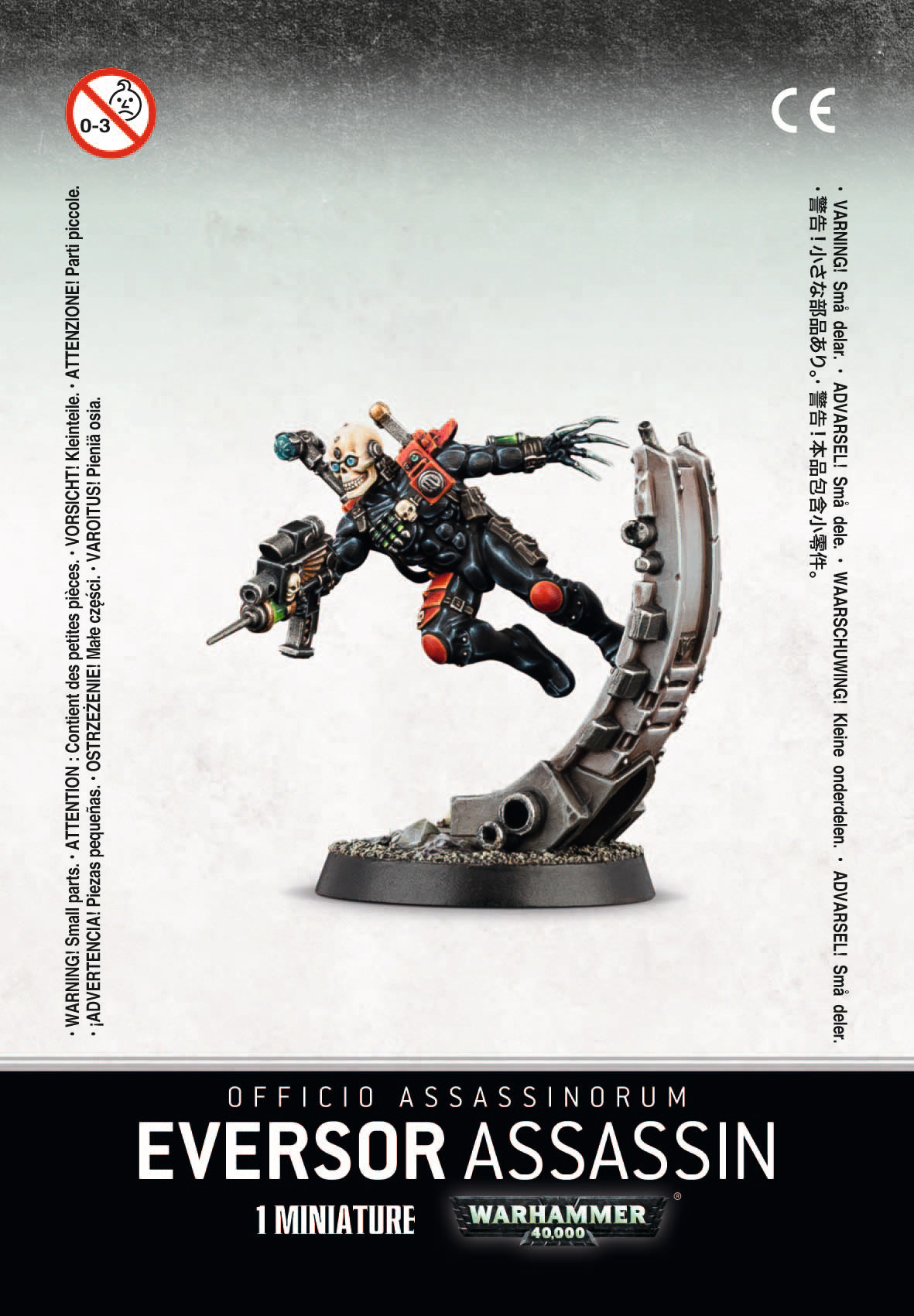 Games-Workshop Officio Assassinorum Eversor Assassin