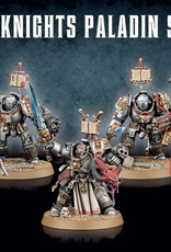 Games-Workshop Grey Knights Paladin Squad