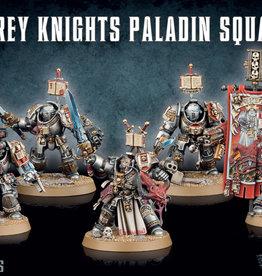 Games-Workshop Grey Knights Paladin Squad