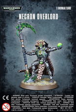 Games-Workshop Necron Overlord