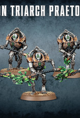 Games-Workshop Necron Triarch Praetorians