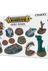 Games-Workshop Age Of Sigmar Hero Bases