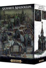 Games-Workshop Sigmarite Mausoleum