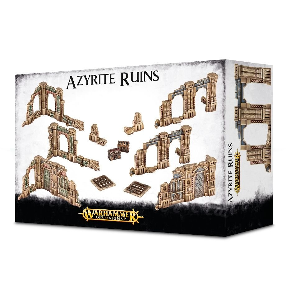 Games-Workshop Age Of Sigmar: Azyrite Ruins