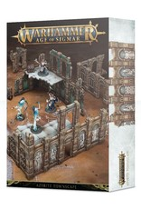 Games-Workshop Age Of Sigmar: Azyrite Townscape