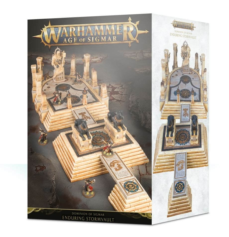 Games-Workshop Dominion Sigmar: The Enduring Stormvault